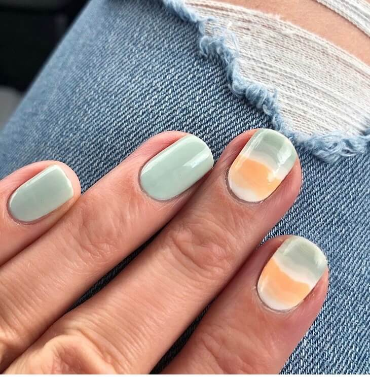 Are you looking for short nail design ideas for spring 2020? Look here, check our 40 ideas and get inspired.
