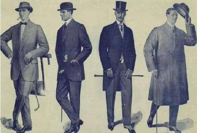 18th century British men's clothing
