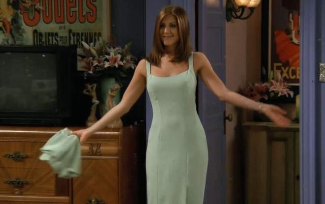 Despite the past years, the costumes of TV series friends are still popular today