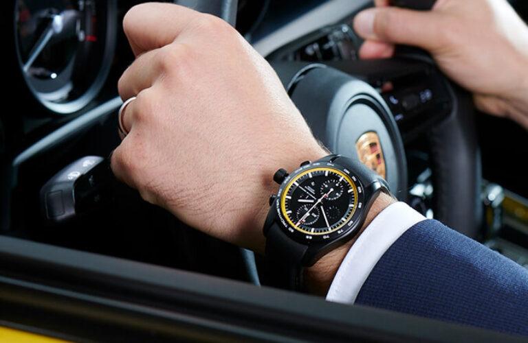 Luxury watches will be redefined: customization from Porsche Design