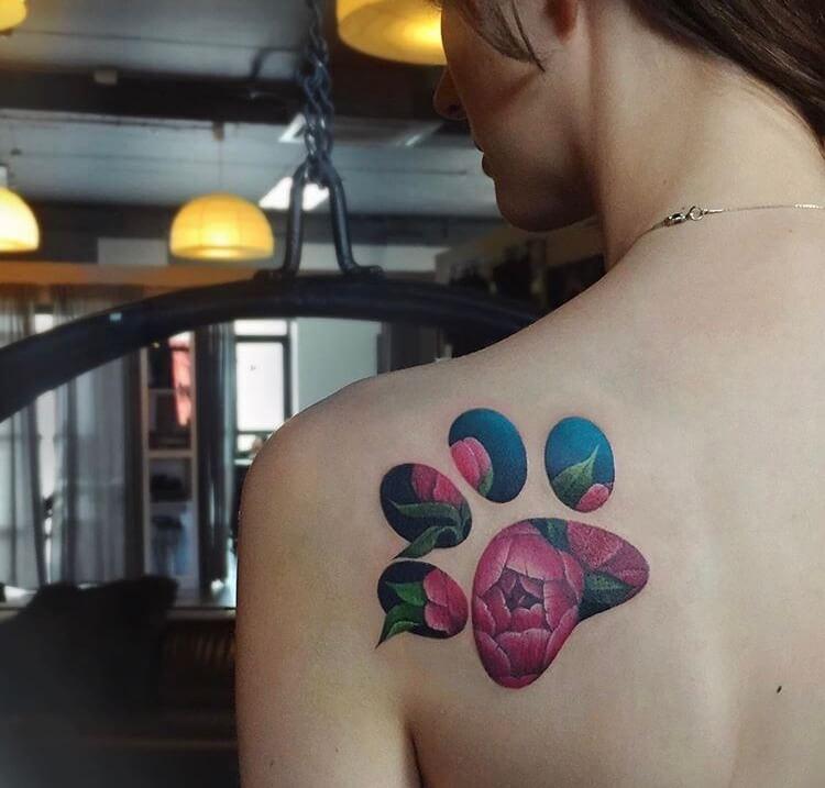 Flower tattoo design ideas
