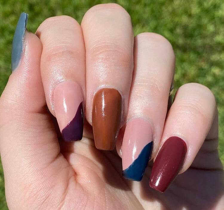 Fall nail art ideas for 2020