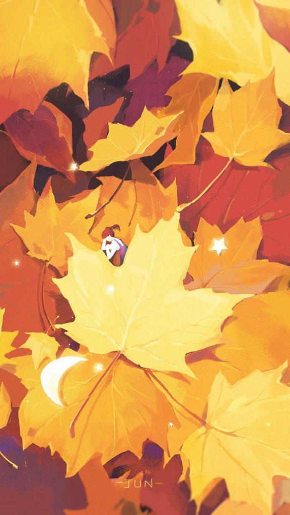 Fall Phone Wallpaper