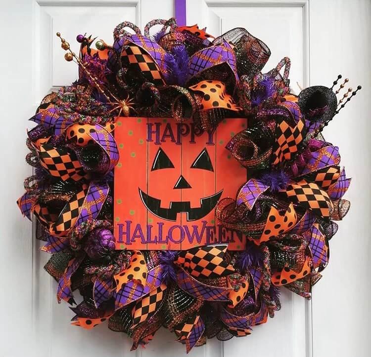 The best Halloween wreaths