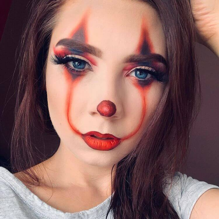 Cute And Cool Halloween Makeup Ideas