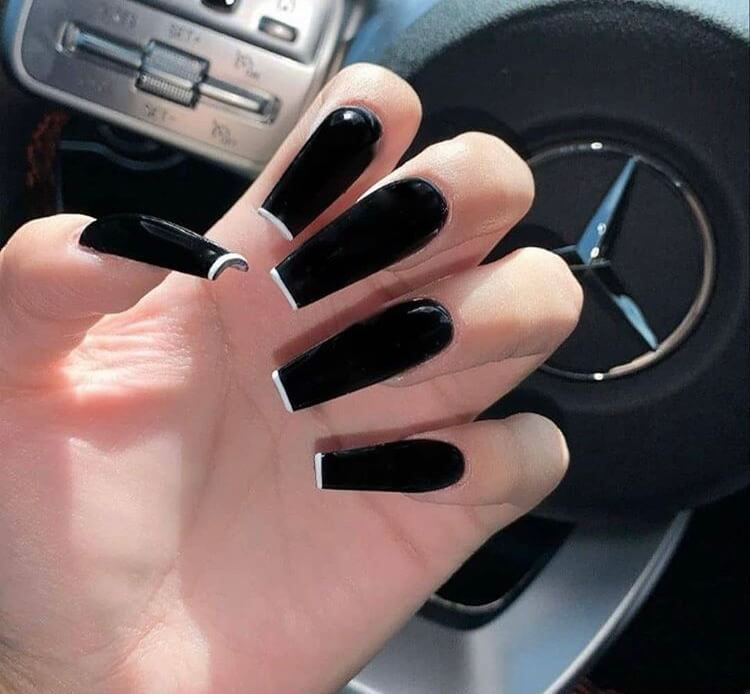 coffin nails design ideas 2020 trends