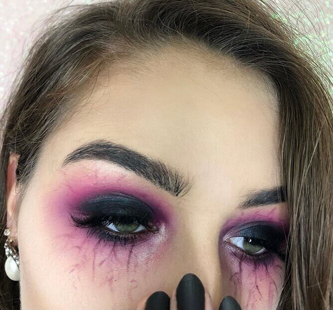 Halloween eyeshadow ideas for 2020