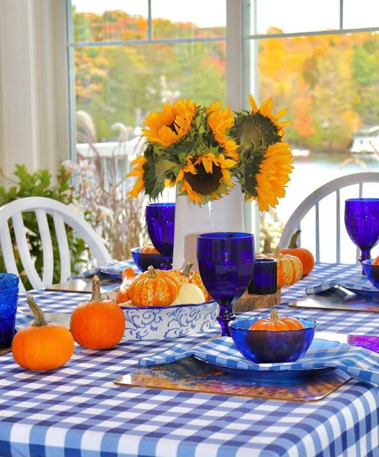 Thanksgiving table decor ideas