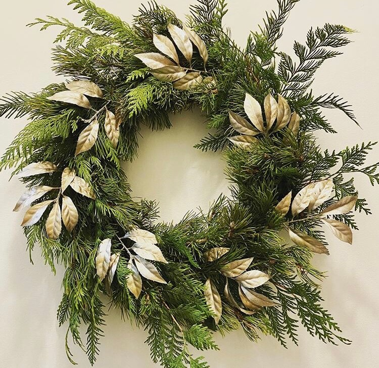 If you are making some home decorations to welcome Christmas. Well, I think Christmas wreaths are essential. Check these ideas and get what you want from them. #Christmas