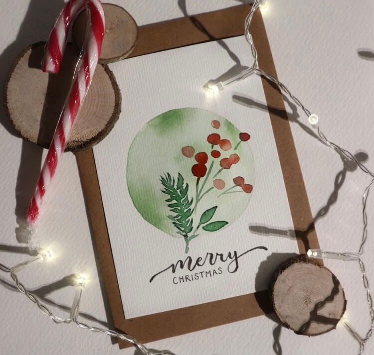 The time for handmade Christmas cards has arrived. What is your design this year? No idea? Check out these ideas and get inspired!