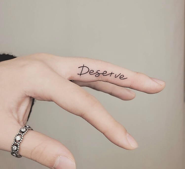 These hot and best finger tattoo ideas will inspire you, including small finger tattoos, minimalist finger tattoos, colorful finger tattoos and more.