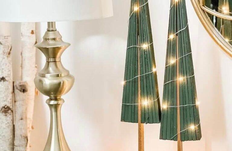 15+ Small Tabletop Christmas Tree Ideas