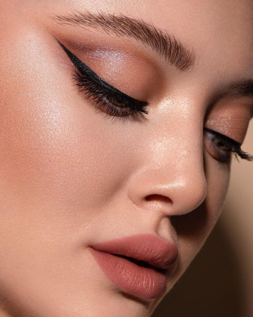 25 Pretty And Charming Natural Makeup Looks For All Seasons
