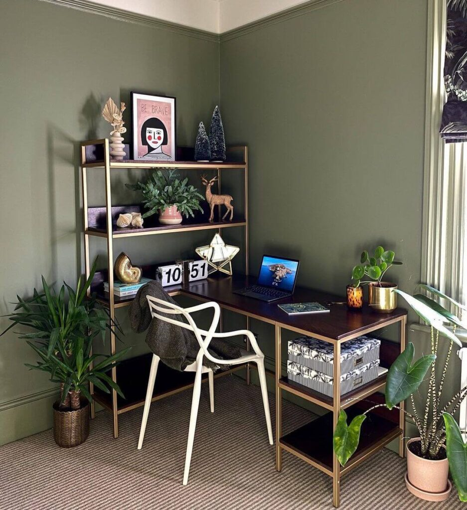 32 Awesome Home Office Decor Ideas