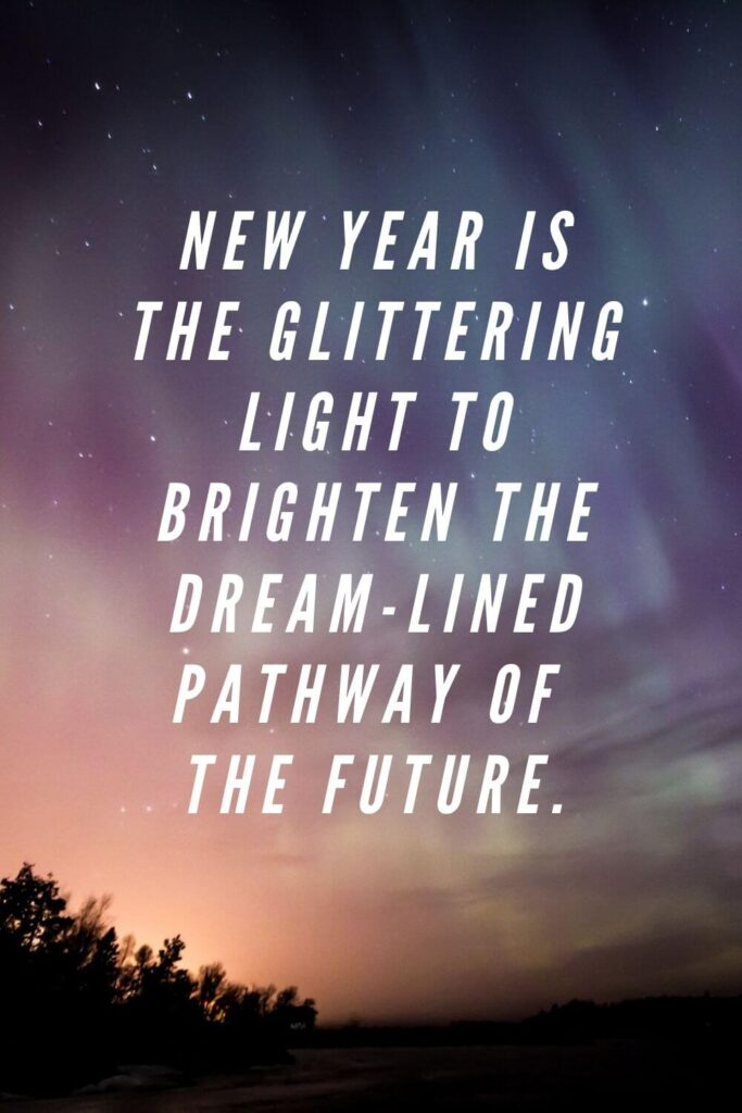 20+ Top New Year Quotes 2021