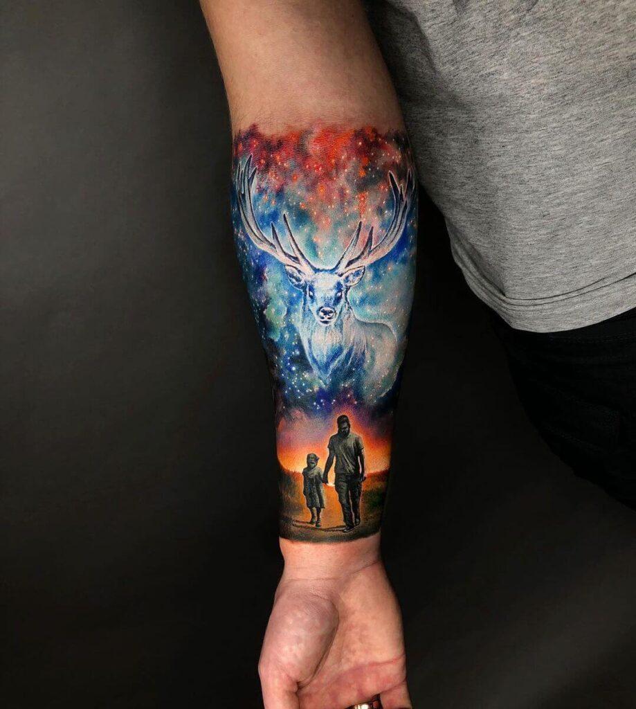 Amazing family tattoos