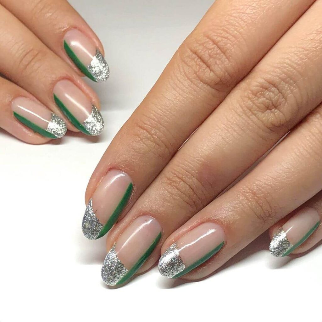 One-third French nail