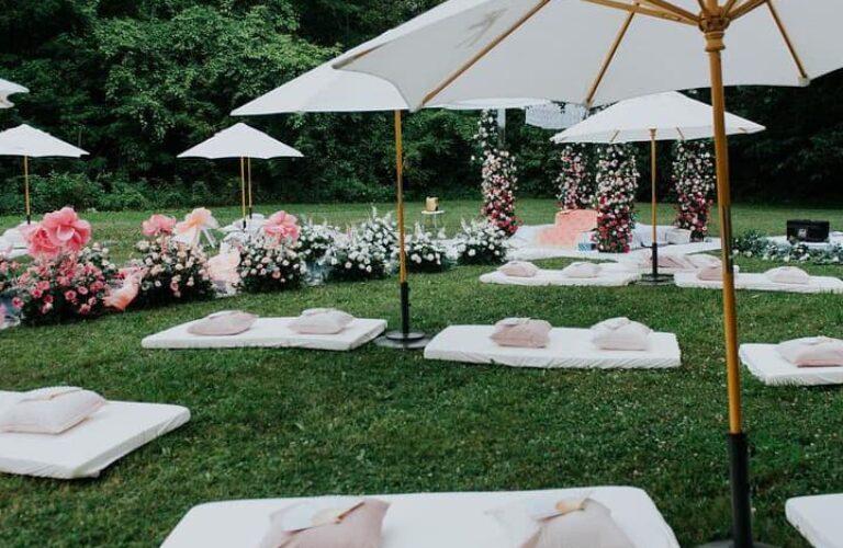 26+ Beautiful Backyard Wedding Ideas