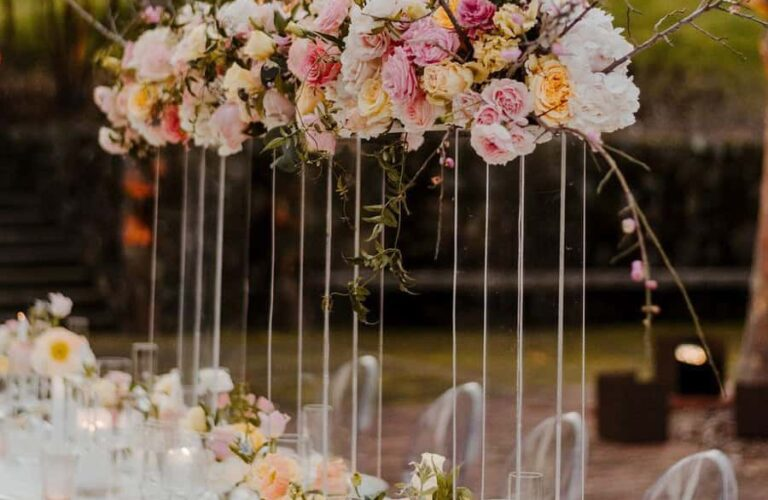 20+ Unique Ideas For A Stunning Spring Wedding