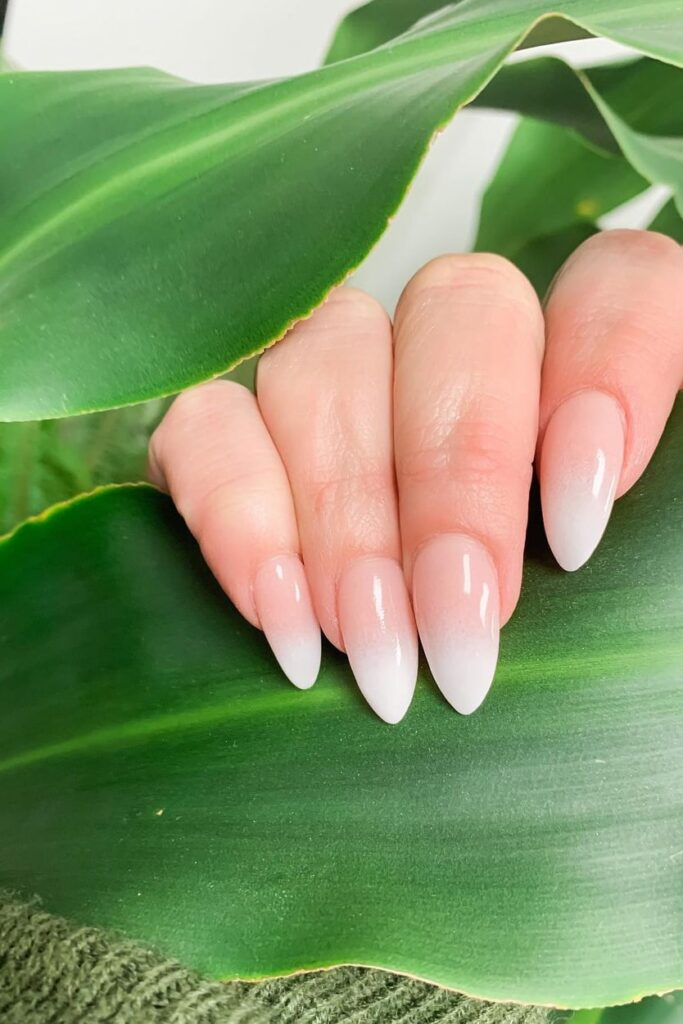 ombre nail ideas in 2021