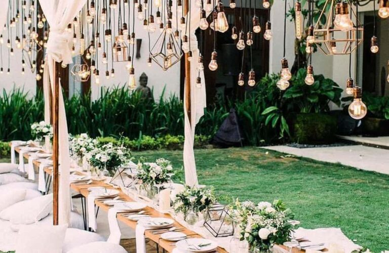 2021 Wedding Biggest Trends: Color, Decor And More