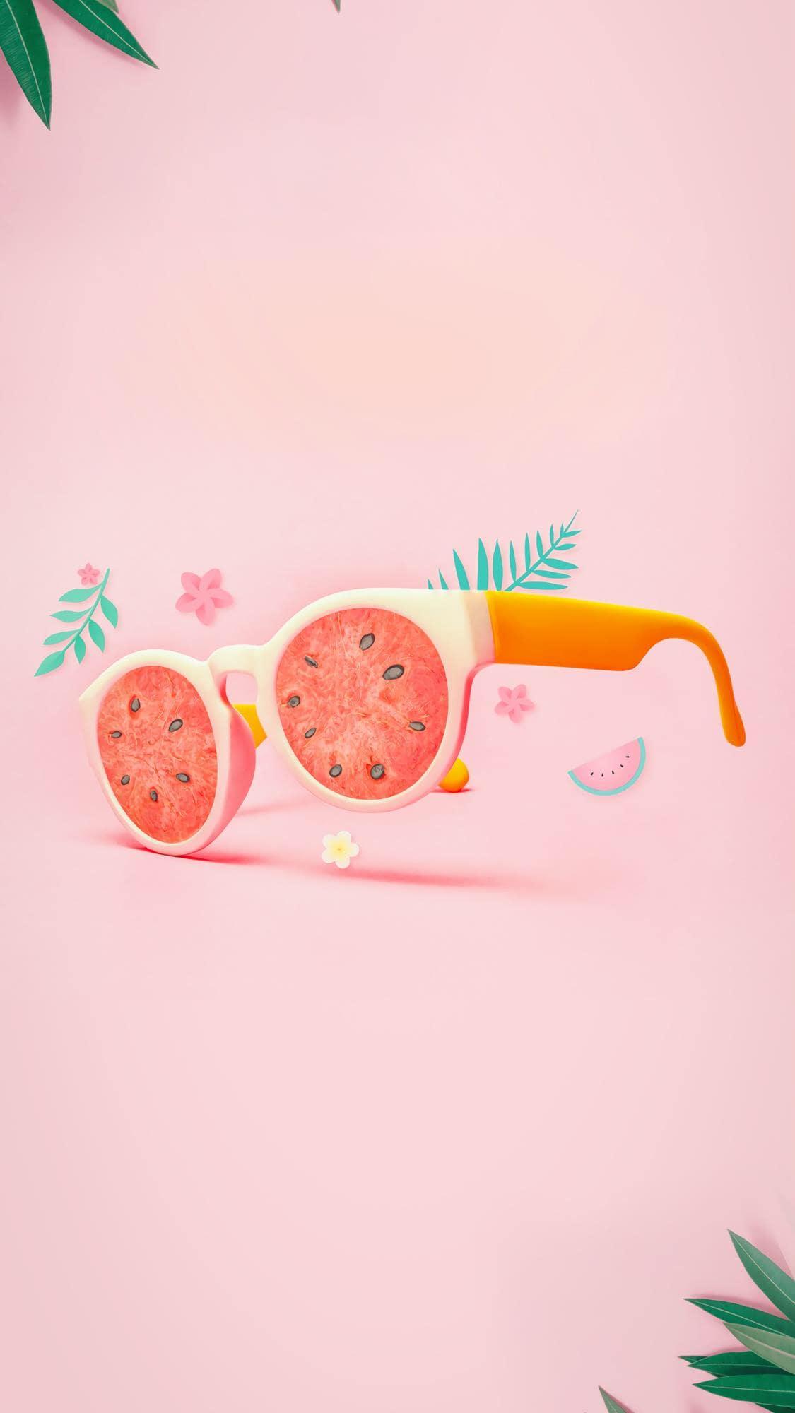 Watermelon sunglasses