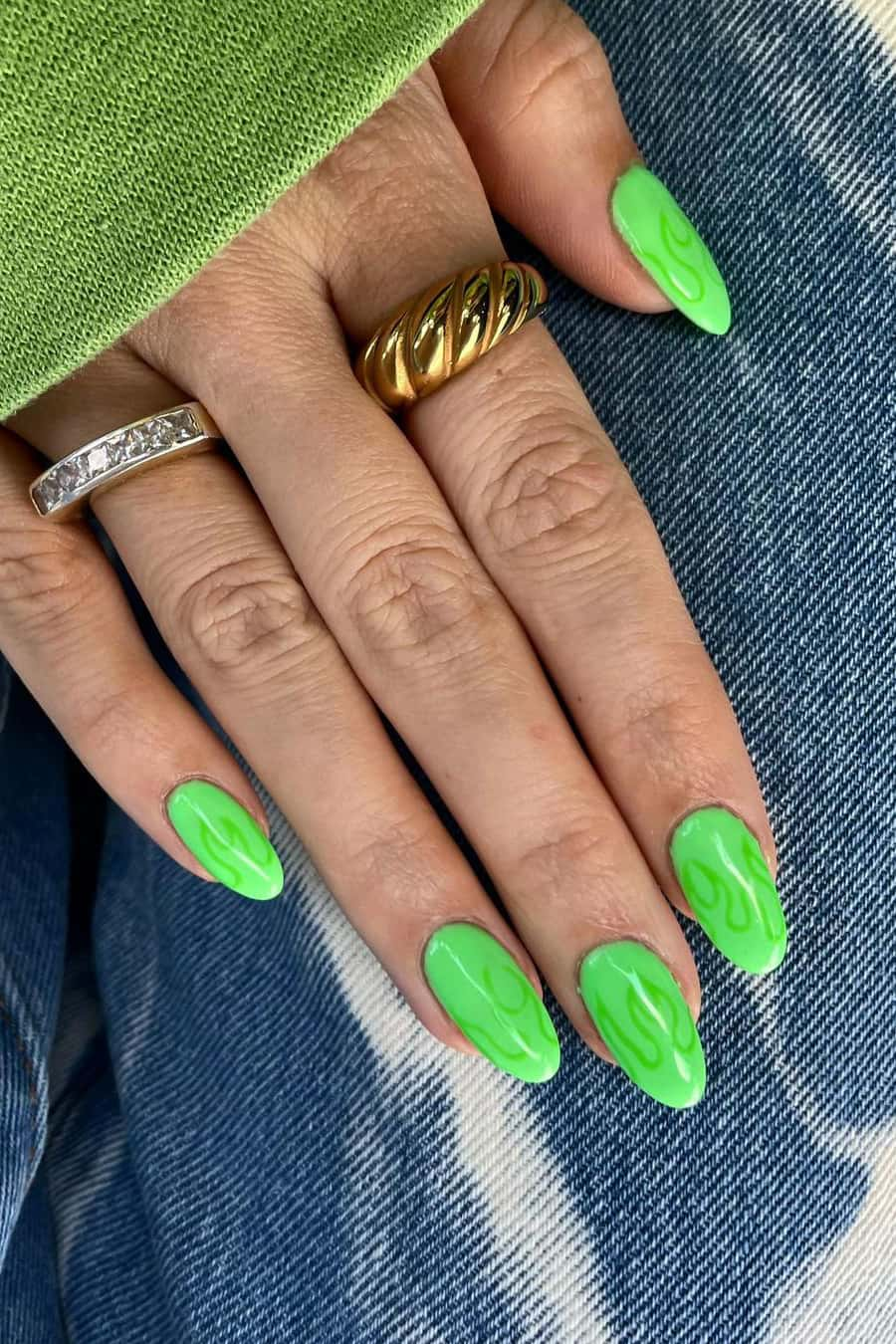 Neon Nail Designs In 2021