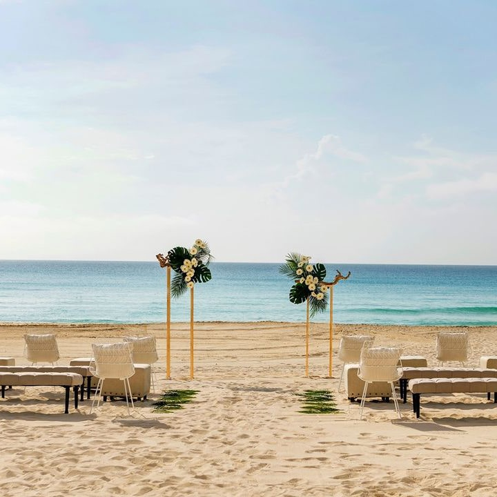 Micro Beach Wedding
