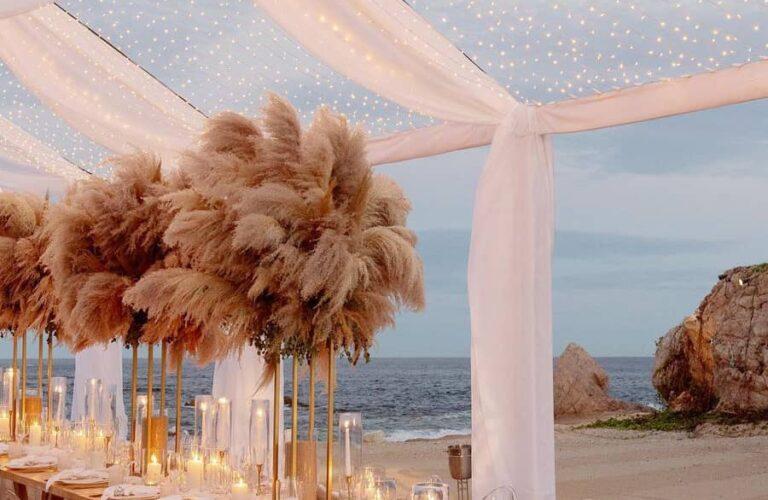 22 Simple And Charming Beach Wedding Ideas