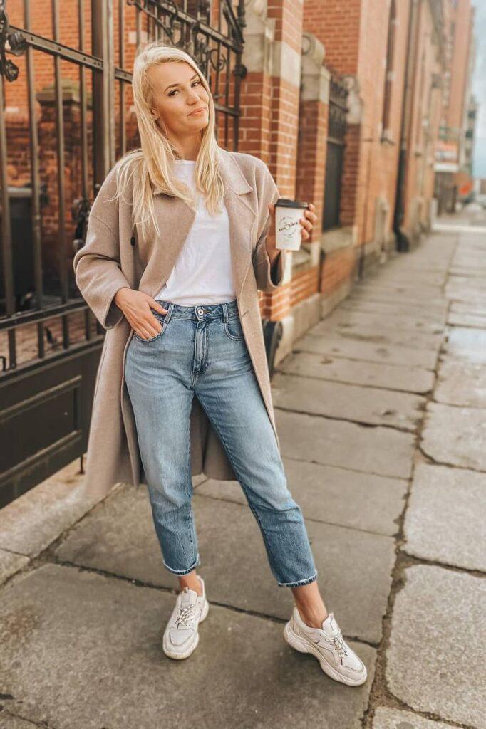 lovely mom jeans