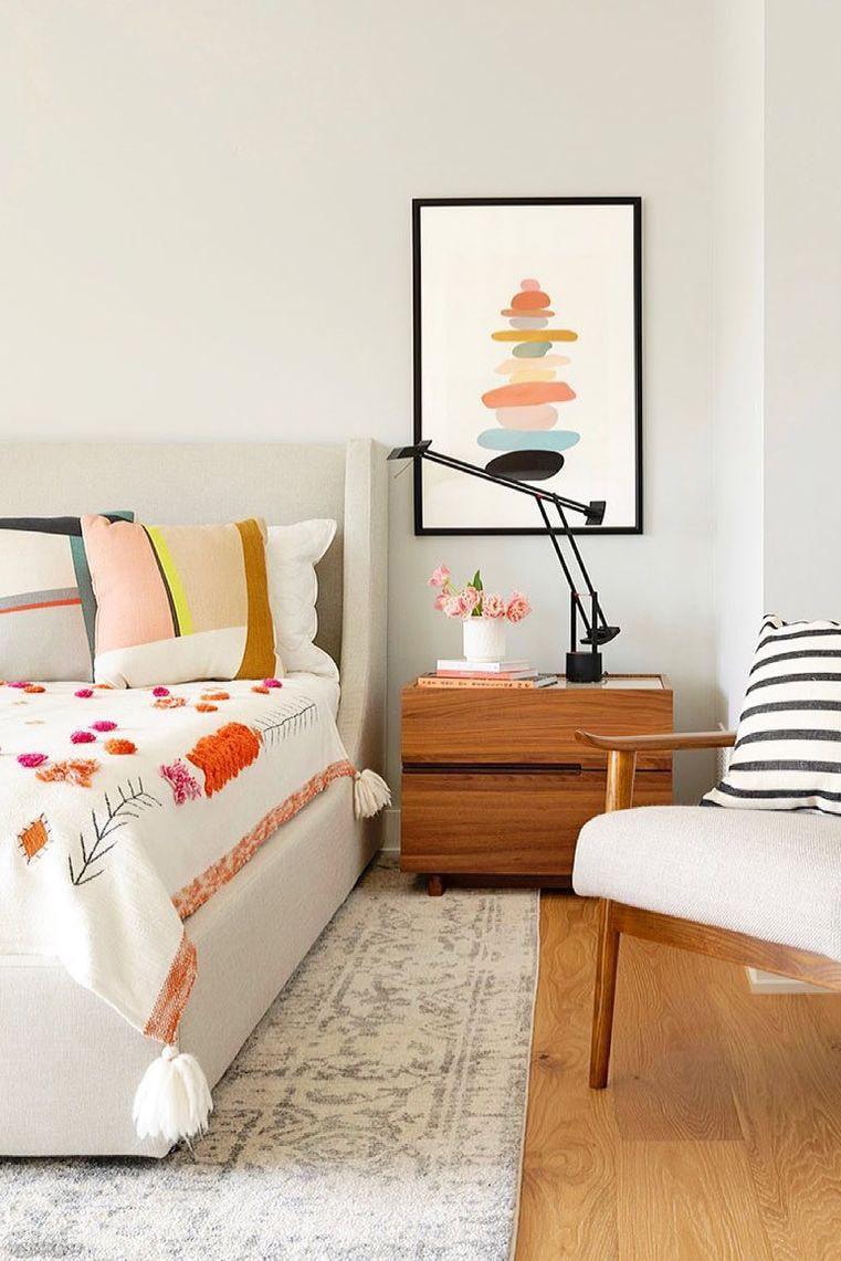 Sweet modern bedroom