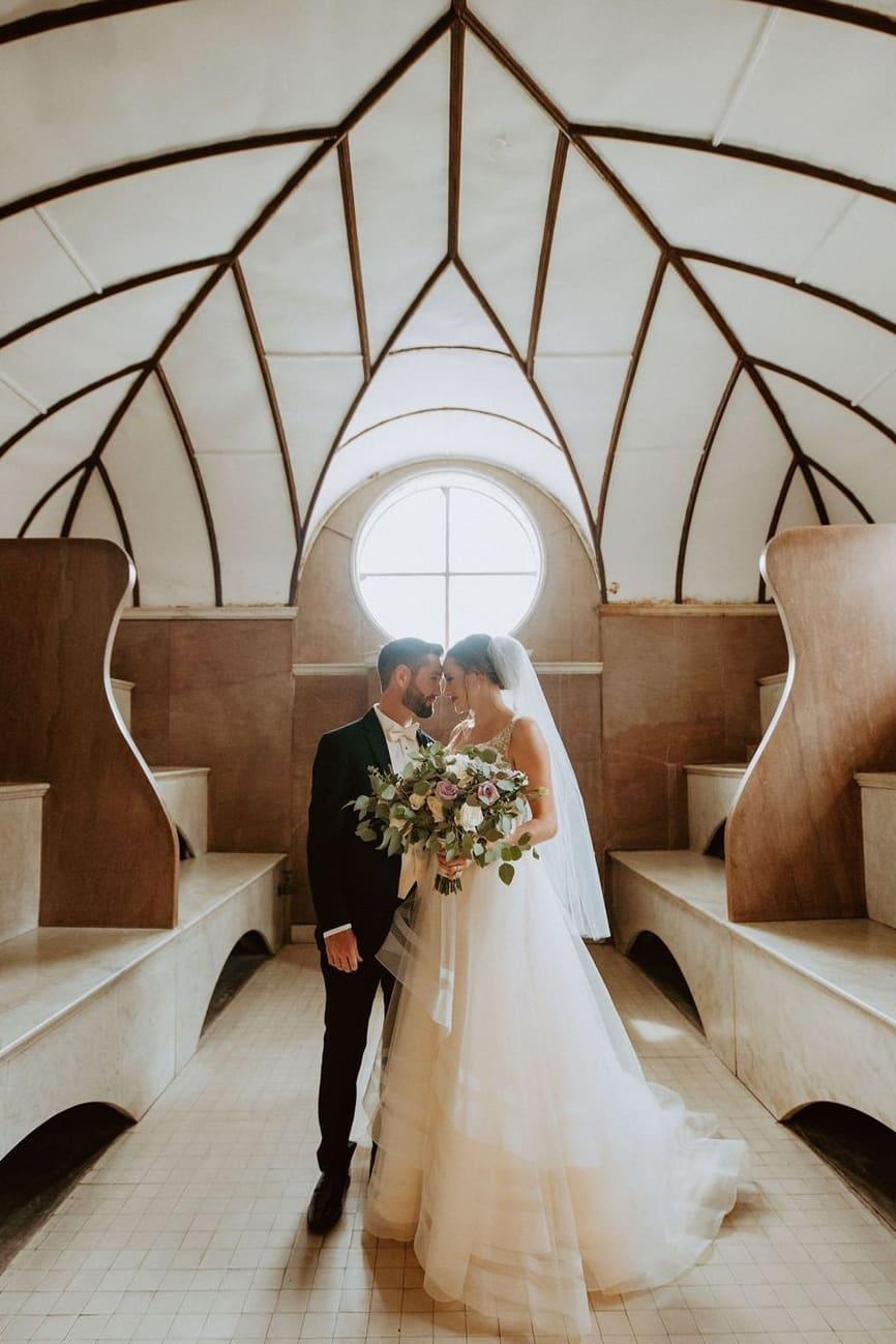 Special wedding venue