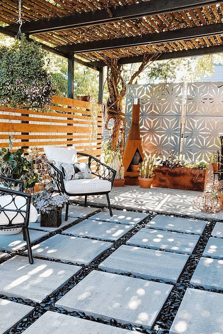 Creative floor tiles
