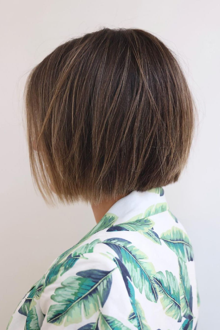 Classic summer hair color