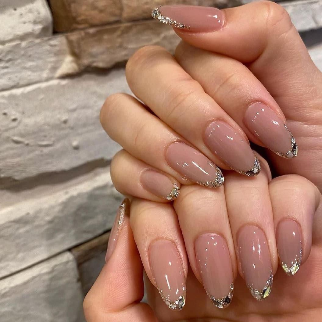 Gorgeous autumn nails