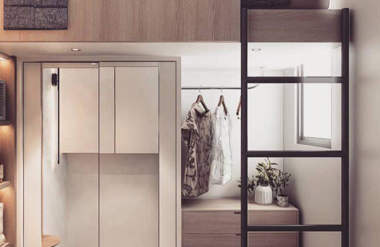 20 Cozy and Unique Small Bedroom Decorating Ideas