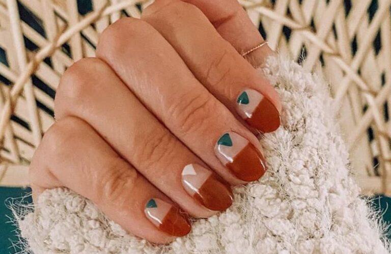 28 Unique and Simple Boho Nail Art Designs